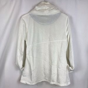 Wooly Bully Tops - Women's Wooly Bully Wear Colorado Snow Flake White